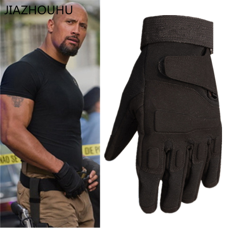 2020 New Arrival Military Tactical Gloves Men's Outdoor Sports Assault Full Finger Gloves Men Women Army Tactical Mittens Gloves