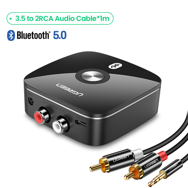 5.0 with 3.5mm RCA