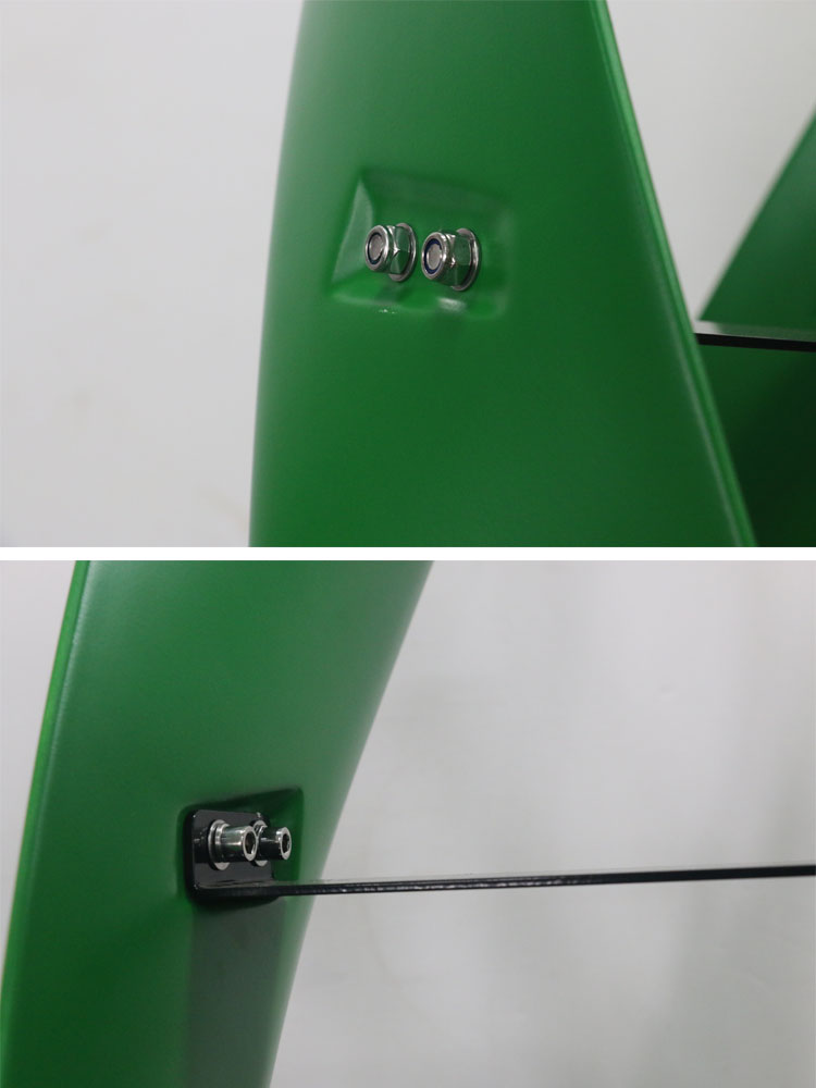 Eixo vertical 400w 600w 1000 2000 maglev