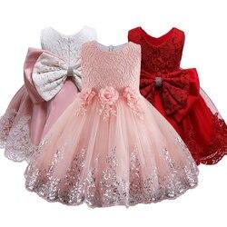 Vestido de verão para Crianças Meninas de Flor Vestido de Festa Vestido de Noiva Elegent Princesa Vestidos