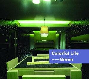 Image 5 - 5 מטר ללא עמיד למים גמיש צבע שינוי RGB SMD3528 300 נוריות רצועת אור + חדש 44 מפתח מרחוק בקרת 12V + 2A אספקת חשמל