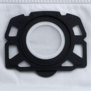 Image 4 - 10pcs ואקום שואב אבק שקיות חד פעמי עבור Karcher MV4 MV5 MV6 WD4 WD5 WD6 Dropshipping