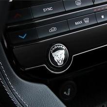 Jaguar xfl F-PACE XEL усовершенствованная кнопка Пуск Кнопка стикер зажигания стеклоочиститель контроль защита отделка