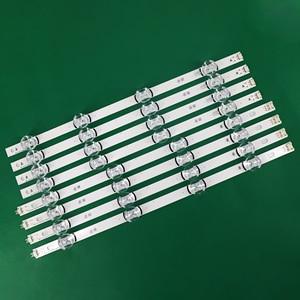 """Image 1 - 100% NEW 8 PCS(4*A,4*B) LED strips for LG INNOTEK DRT 3.0 42"""" A/B Type 6916L 1709B 1710B 1957E 1956E 6916L 1956A 6916L 1957A"""
