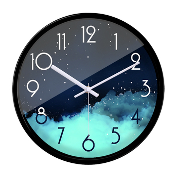 Creative Decorative Wall Clock Modern Large Kitchen Mute Wall Clocks Thick Watches For Kitchen Wall Home Decor Watch New II50WC