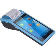 Pos端末pdaアンドロイド携帯レストランショップ現金レジスタワイヤレス法案機サーマルプリンタ携帯4グラムwifi