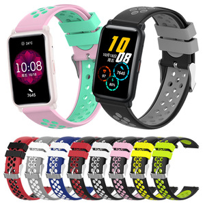 EasyFit Silicone Strap For HONOR Watch ES Band Watchband For Honor ES Smartwatch Bracelet Replaceable accessories