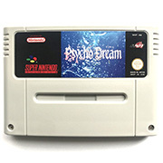Osycho dream (psycho dream) pal 콘솔 용 16 비트 게임 카트리지
