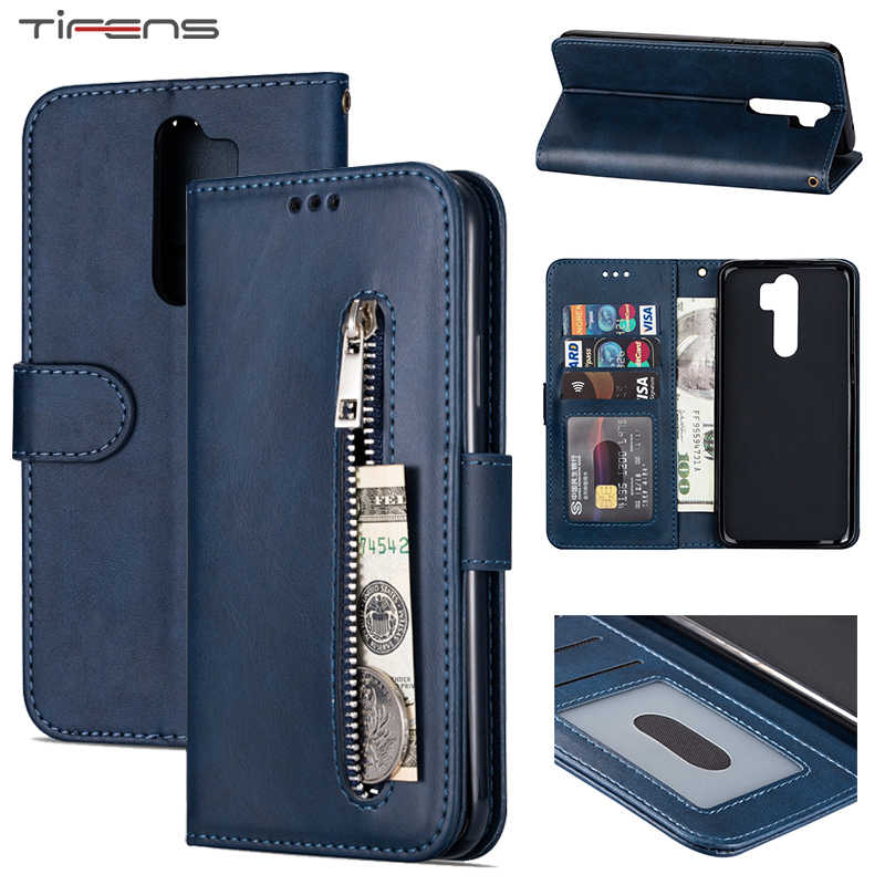 Luxe Zipper Wallet A3 Lite Case Voor Xiao Mi Mi Rode Mi 7A Gaan Note 8 7 Pro Mi 9 se CC9 CC9E Flip Card Leather Cover Bescherm Funda
