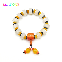 2019 Fashion Natural Agates Men Bracelet For Hand Jewelry New Creative Gift Friend