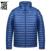 TIGER KRAFT 2021 Frühling Jacke Für Männer Stil Marke Hohe Qualität Zipper Dünne beiläufige Casual Outwear Baumwolle Mantel Leichte 50601