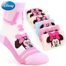 Оригинальные детские летние тонкие сетчатые носки Принцессы
