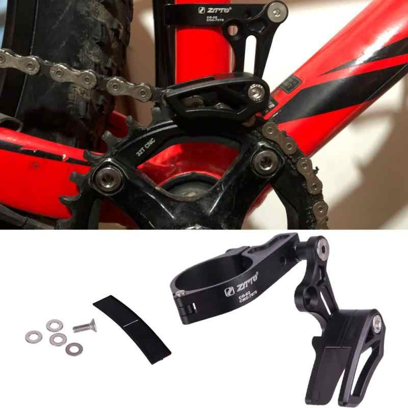 Bolts DECKAS ISCG 03 Mountain Road Bike Chain Guide Guard Red//Black