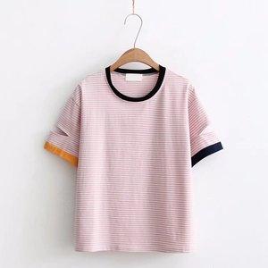 Camisa feminina t impressa 100% algodão camiseta estilo feminino casual 2019 moda