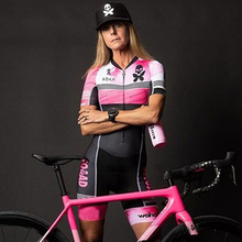 Betty Designs girl Pink Clothing Short sleeve Cycling Jersey