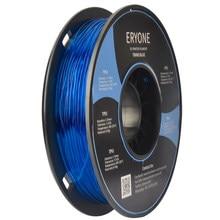 Eryone Flexibele Tpu Filament 1.75Mm 3D Printing Tpu Filament Voor 3D Printer,1 Spool, Transparant 0.5Kg