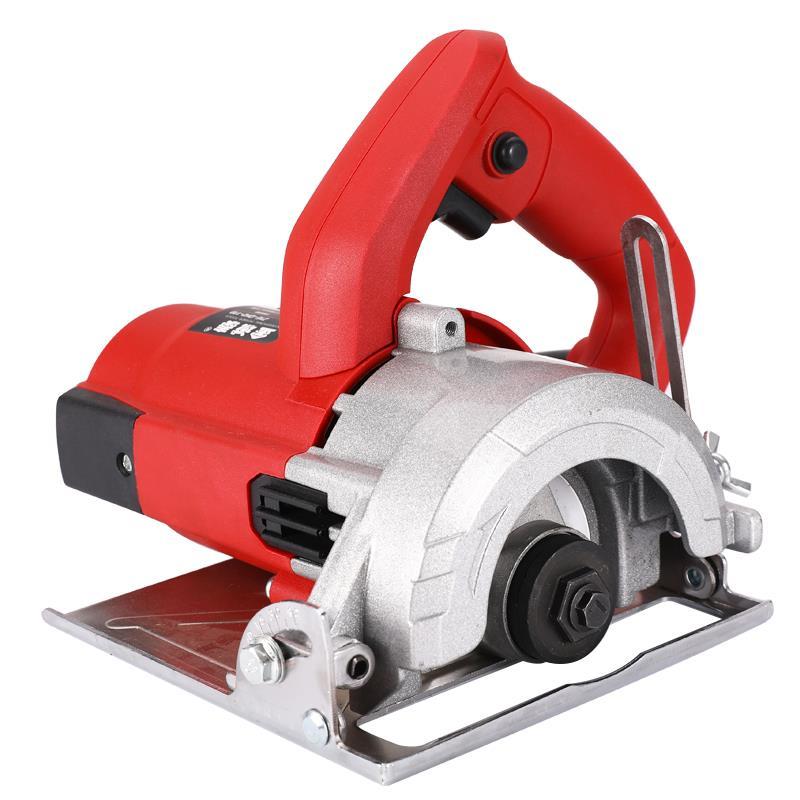 High Power Slotting Cutting Machine Home Stone Woodtile Wall Slot Cutting Multi-function Circular Saw Machine