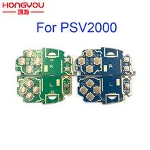 Po lewej stronie LR L R przełącznik PCB obwodu pokładzie modułu LR rozdzielnica dla PS Vita 2000 PSV 2000 PSV2000