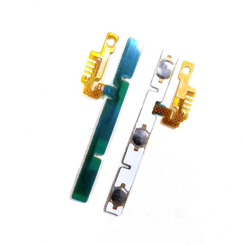 New Volume Up/down Button And Power On/ Off Button Flex Cable FPC For Alcatel Pixi 4 Vibe OT4034 4034 4034A 4034D Cell Phone