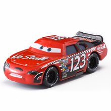 Cars Disney Pixar Cars  3 No.13 Racing Car Lightning McQueen Jackson Storm Cruz Mater  Diecast Metal Alloy Model Car Toy Gifts cars disney pixar cars 3 track parking lot lightning mcqueen mater plastic diecasts toy vehicles model car toys for children