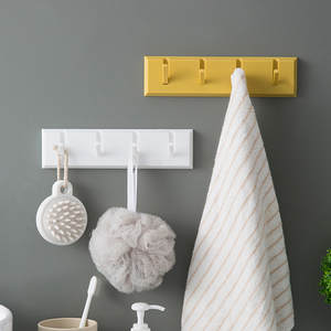 Tools-Rack Wall-Storage Sticky Home-Organizer Hook -2 Homenon-Perforated Multi-Linked