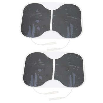 Łatka klejąca samoprzylepna 3 9 #215 5 9in wymiana elektroterapii Pad włóknina wielokrotnego użytku do masażu TENS tanie i dobre opinie TMISHION CN (pochodzenie) NONE