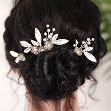 Crown Five-piece Suit Bow Mini Hair Clips Cartoon Animal Hairpin Girls Hairpins