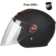 Free shipping Light weight safety motorcycle helmet Nuoman open face helmet 5 color avialable scooter helmet free shipping hot personality skull helmet motorcycle tyre face harley helmet soman689 electric car