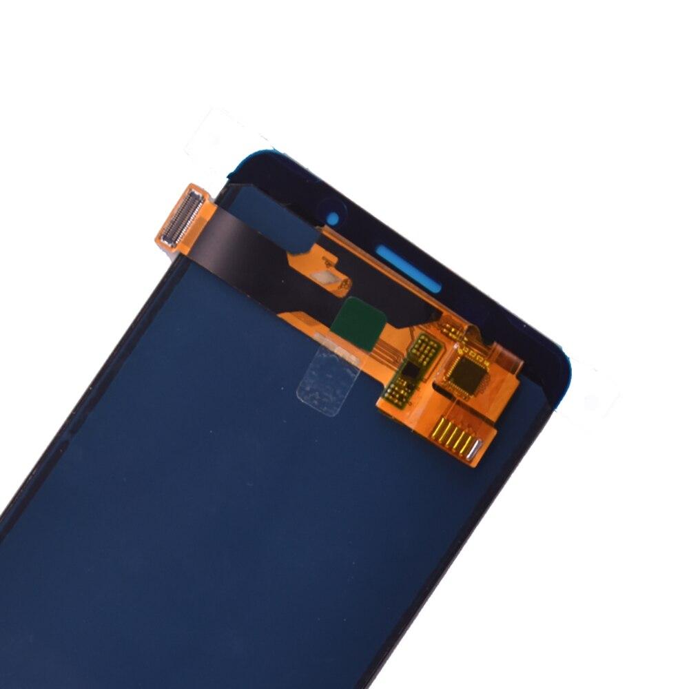 מסכים LCD תצוגת מסך PINZHENG עבור A500F A500 עצרת הדיגיטלית מסך מגע תצוגת LCD גלקסי A5 סמסונג A500FU A500H מסכים (5)