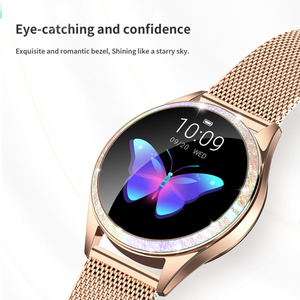 Image 3 - Women Smart Watch Heart Rate IP68 Waterproof Pedometer Bluetooth Watch Call Reminder Fitness Tracker Female Smartwatch Android