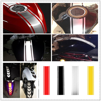 Motorcycle Reflective Sticker Fuel Oil Tank Pad Decal Decor Protector FOR BMW HP2 SPORT K1200R K1200R SPORT K1200S K1300 S/R/GT image