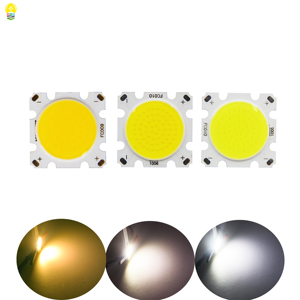 Image 5 - 2019 new arrive 28x28mm LED COB chip on board light source 15W 20W 30W LED bulb warm cold white emitting color
