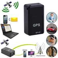 Mini GF-07 GPS Permanent Magnetische SOS Tracking Geräte Für Fahrzeug Auto Kind Standort-Tracker Locator Systeme Mini GPS Tracker