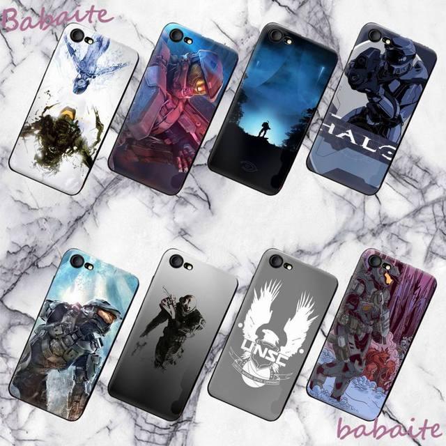 Babaite halo csnu coque de Téléphone mignon Pour iPhone 8 7 Plus 5 étui pour 5S SE XR housse pour iPhone11 11pro max
