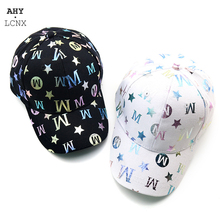 Parent-Child Hat Snapback-Hats Baseball-Cap Girls Boys New Baby Summer Caps Printed Fashion