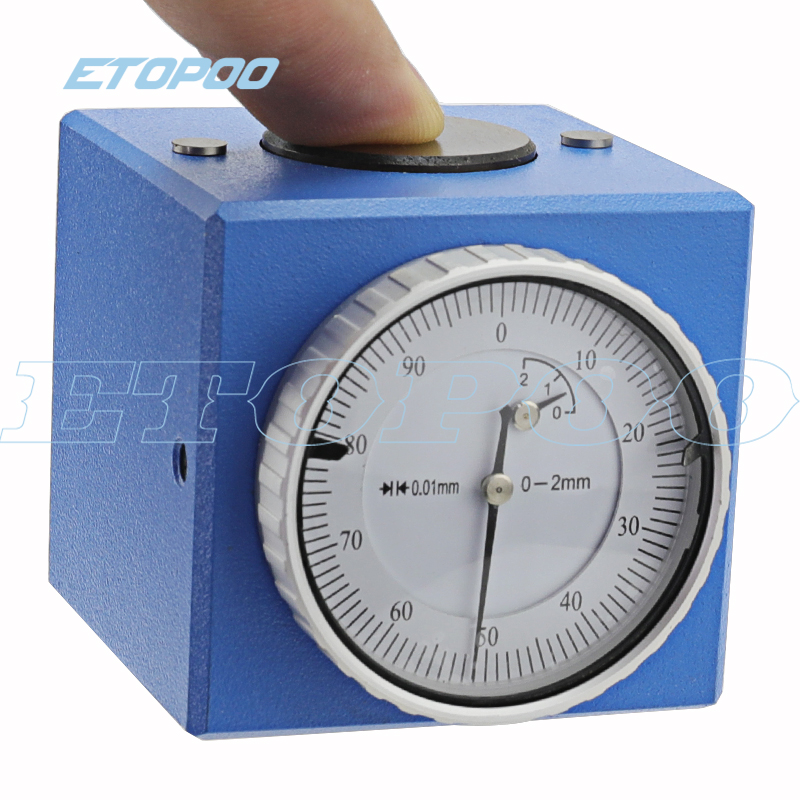 Z Axis Zero Pre-setter Tool for CNC Router 50±0.005mm Magnetic Setting Gauge US