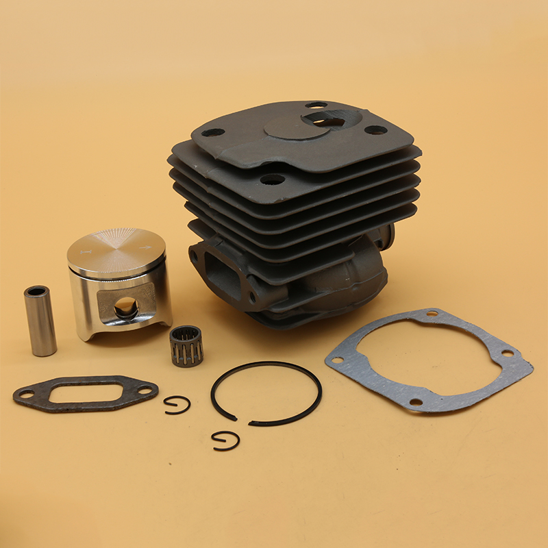 48mm Round Cylinder Piston Gasket Fit For Husqvarna 365 Special Jonsered 2065 CS2165 Chainsaw Spare Parts 503691073 503691072