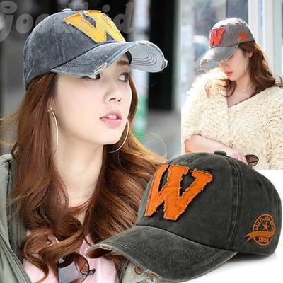 2020 Go Unisex 3/4 Novelty Letter  Hot New Han Edition Of Baseball Cap Hat W Summer Sun Letters Do Old