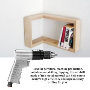 """Image 4 - Wiercenie odwracalne wiertarki pneumatyczne profesjonalne narzędzia pneumatyczne 3/8 """"szybki obrót do wiercenia otworów do ręcznego działania"""