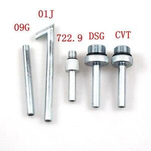 5X Oil Filling Adaptor Set Transmission Oil Refilling Tool DSG 01G 09G 722.9