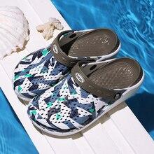 Men's Women's Crocse Gardon Shoes Beach Sandals Clogs Summer Slippers Slip On for Pool Bathroom Non-