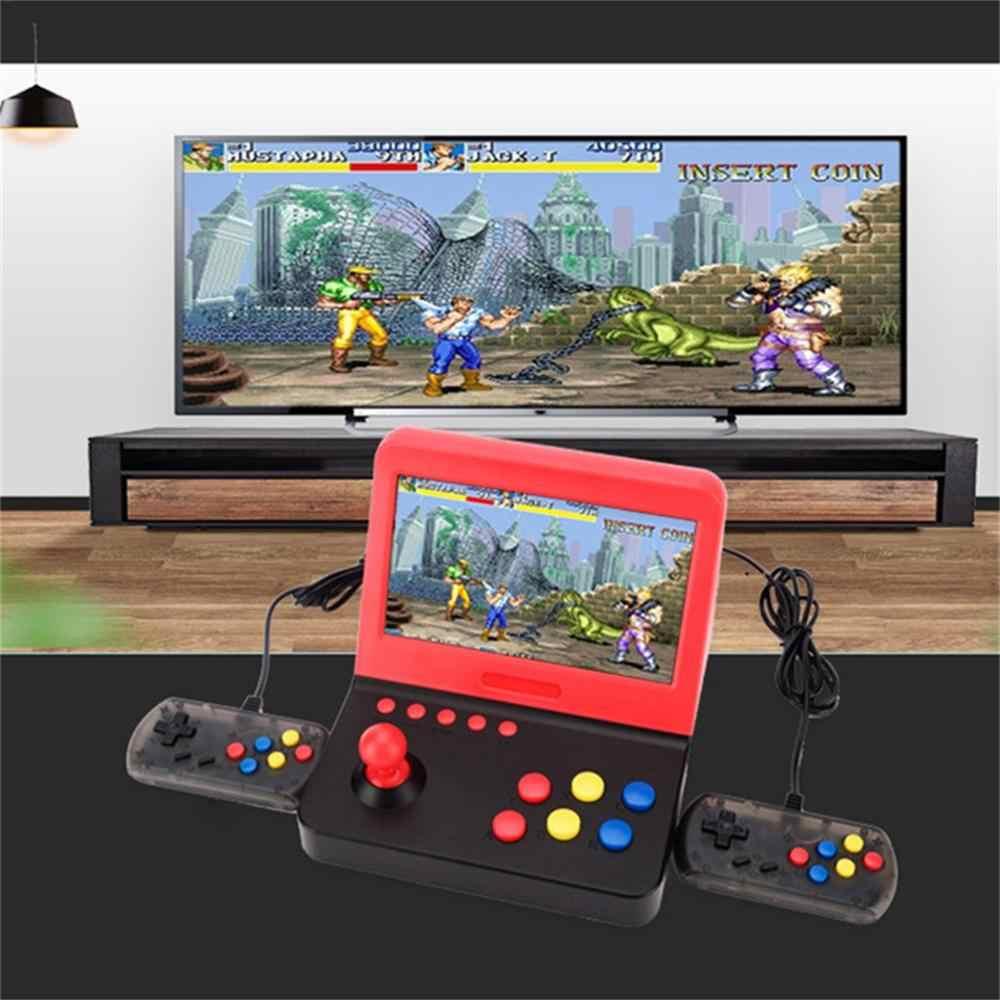 2019 Aiwo G1000 7 Pollici Gioco Arcade DDR3 256 Mb Retro Macchine per con 3000 Classic Maniglia Del Gioco