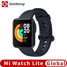 Xiaomi Mi Watch Lite Reloj inteligente con GPS pantalla TFT LCD de 1,4 pulgadas Monitor de ritmo cardíaco y sueño smartwatch