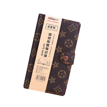48K HEETON Luxury Classic Notebook A6 A5 B5 Hardcover Notebook Business Notepad 1PCS