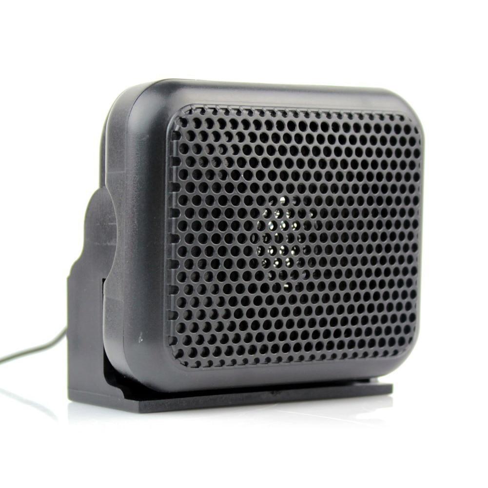 8W NSP-100 Mini CB Radios External Speaker Ham For Kenwood Motorola ICOM Yaesu