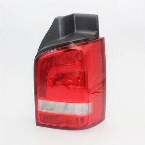 Image 4 - For VW T5 T6 Multivan Transporter 2010 2011 2012 2013 2014 2015 Car styling Rear Lamp Tail Light