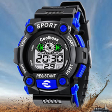 Fashion Sport Watch Children Watches Boys Students