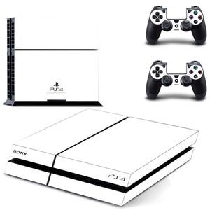 Image 2 - Özel tasarım PS4 çıkartmalar PlayStation 4 cilt PS 4 Sticker çıkartmaları kapak PlayStation 4 için PS4 konsol ve denetleyici skins