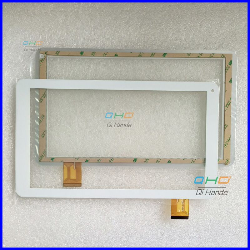 Free Shipping 10.1'' Inch Touch Screen 100% New For Archos 101e Neon Touch Panel Tablet PC Touch Panel Digitizer With LOGO