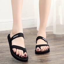 Женская обувь; Сандалии на нескользящей подошве; вьетнамки плоской